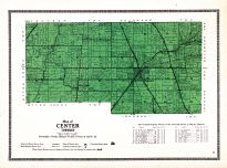 Center Township, Ripley and Franklin Counties 1921